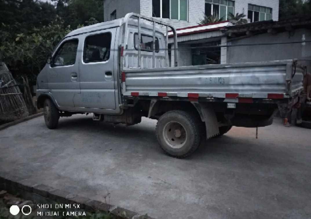 南骏瑞宝 载货车  68匹 2012年03月 4x2