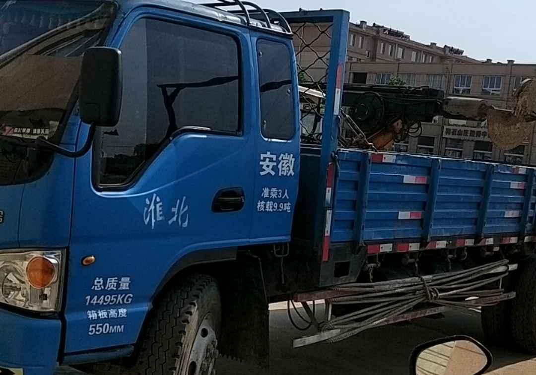 江淮其他车系 载货车  160匹 2010年03月 4x2