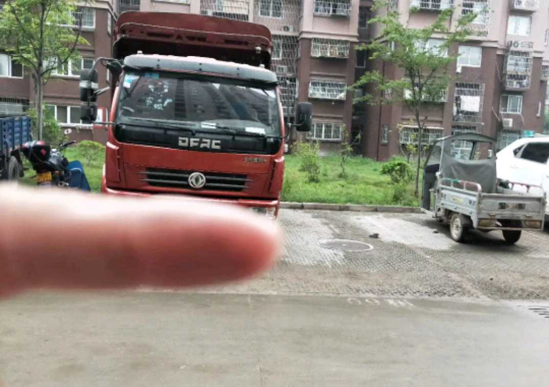 东风其他车系 载货车  120匹 2014年02月 4x2