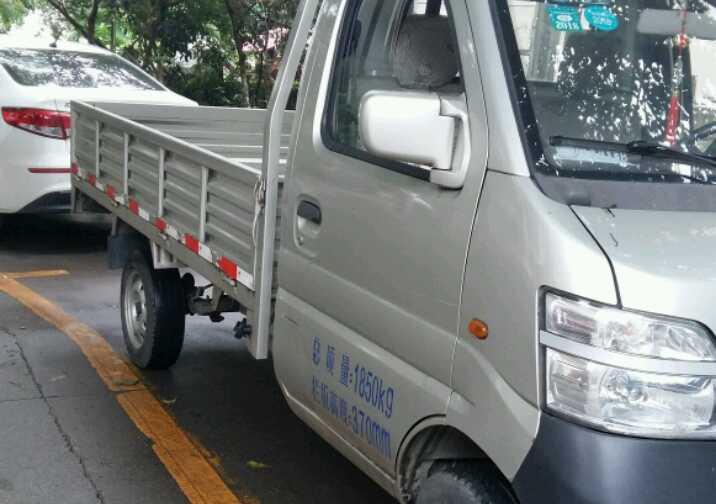 长安星卡 载货车  65匹 2013年05月 4x2