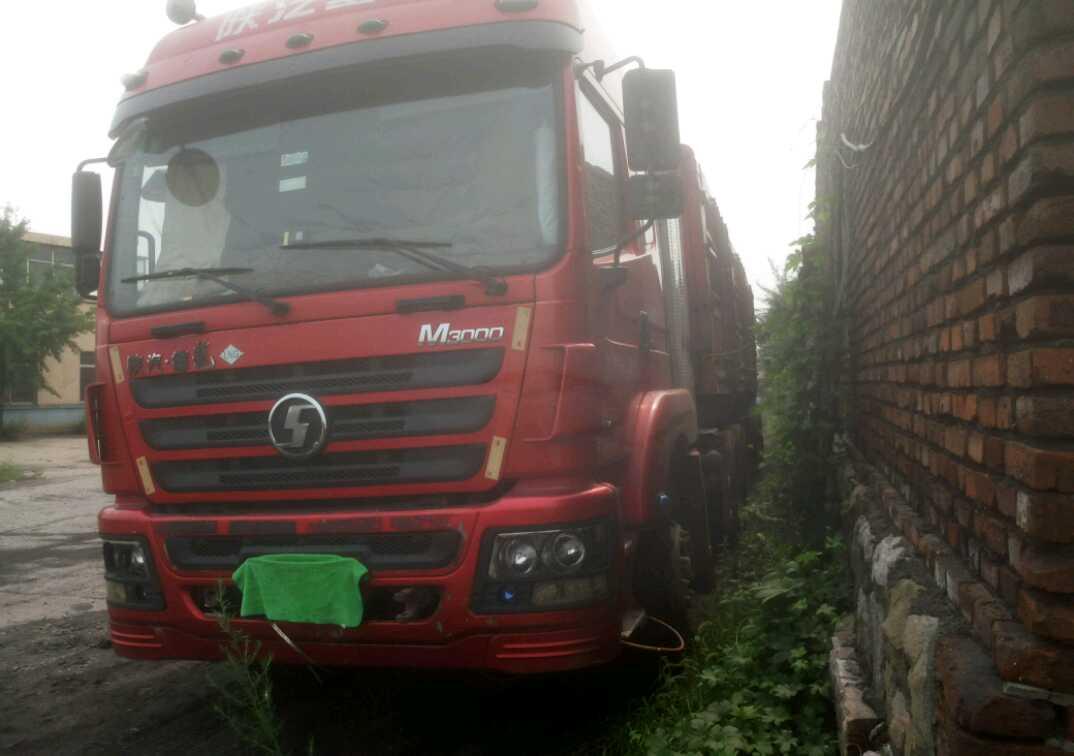 陕汽德龙M3000 牵引车  350匹 2013年11月 6x4