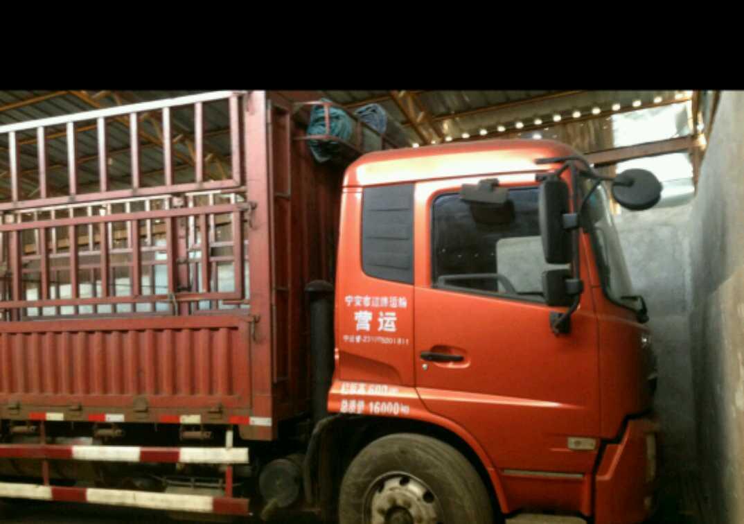 东风天锦 载货车  170匹 2011年09月 4x2