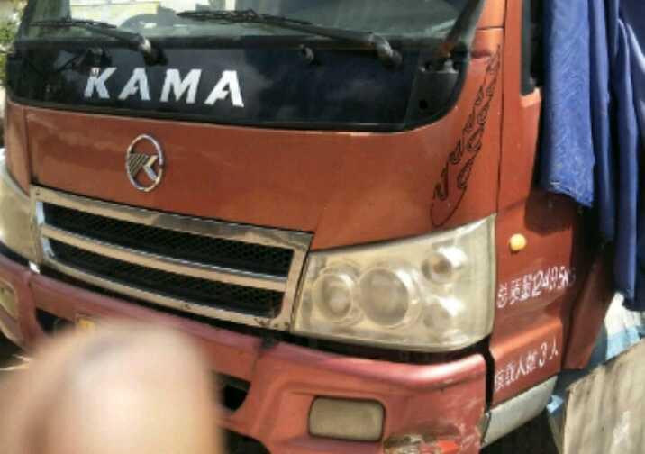 #其他品牌 载货车  125匹 2012年03月 4x2