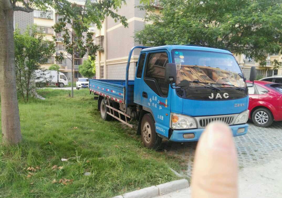 江淮其他车系 载货车  109匹 2012年06月 4x2