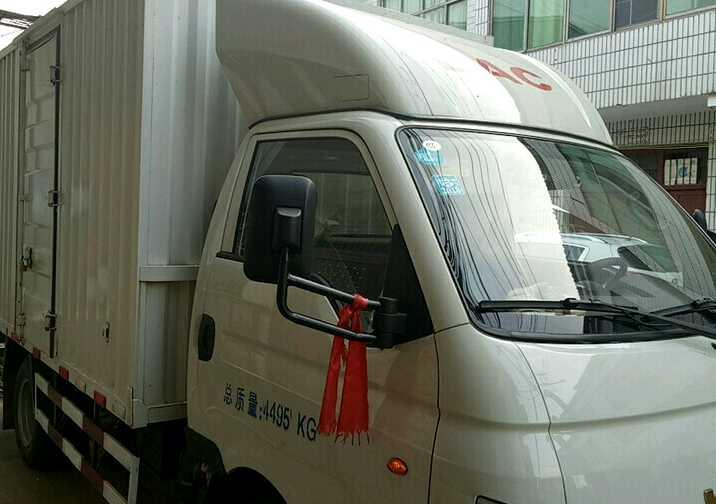 江淮其他车系 载货车  90匹 2017年10月 4x2