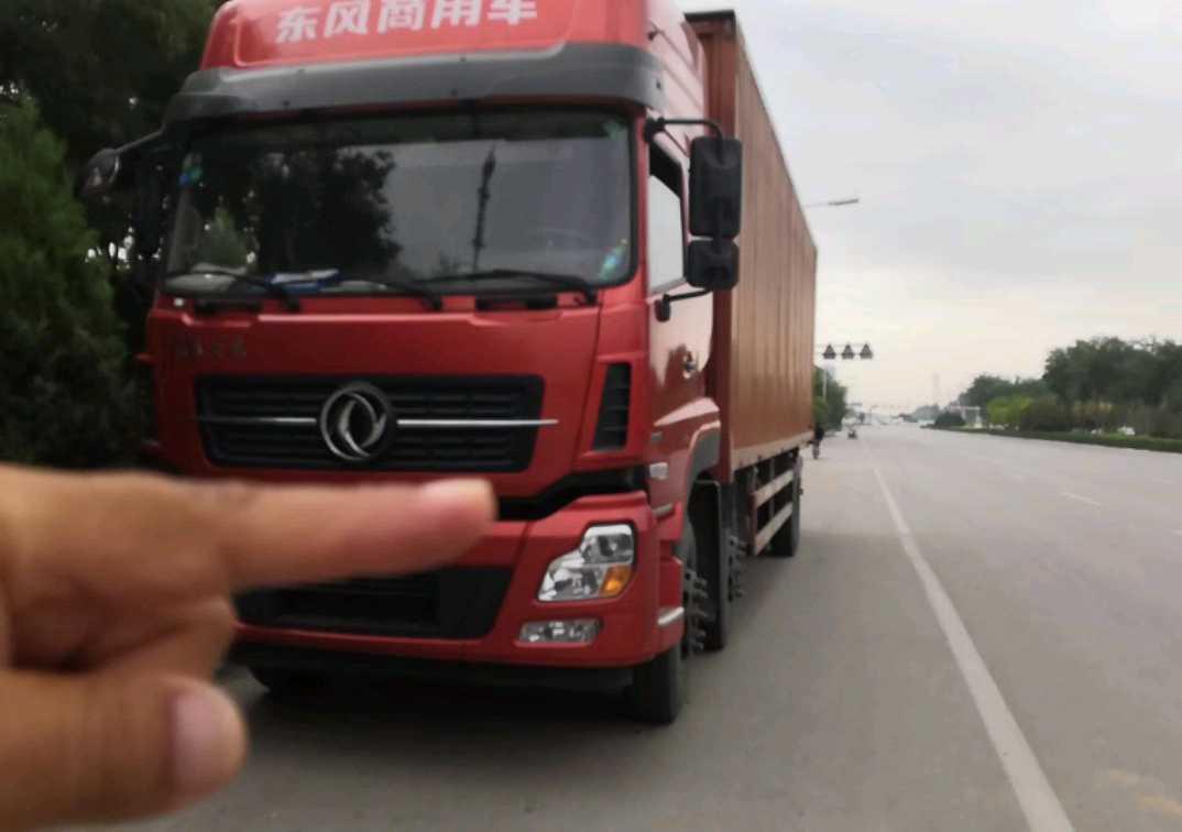 东风天龙 载货车  220匹 2016年09月 6x2