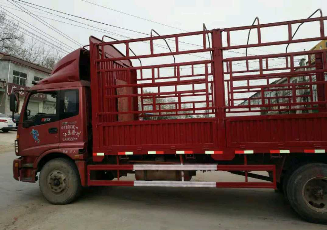 福田欧曼其他车系 载货车  135匹 2012年11月 4x2