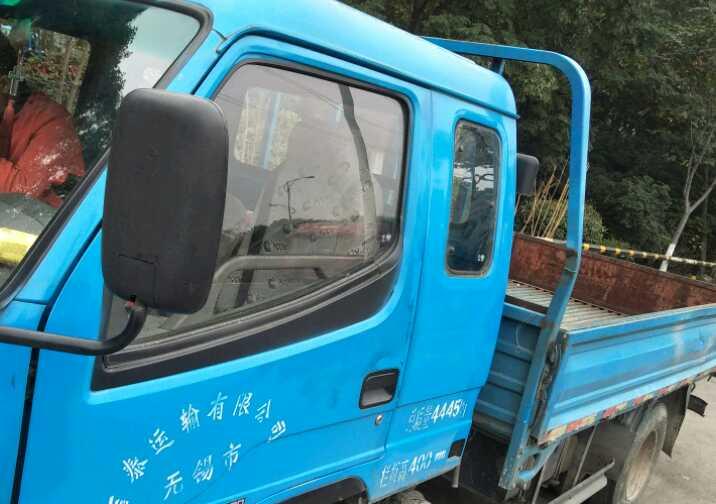 一汽解放其他车系 载货车  91匹 2013年11月 4x2