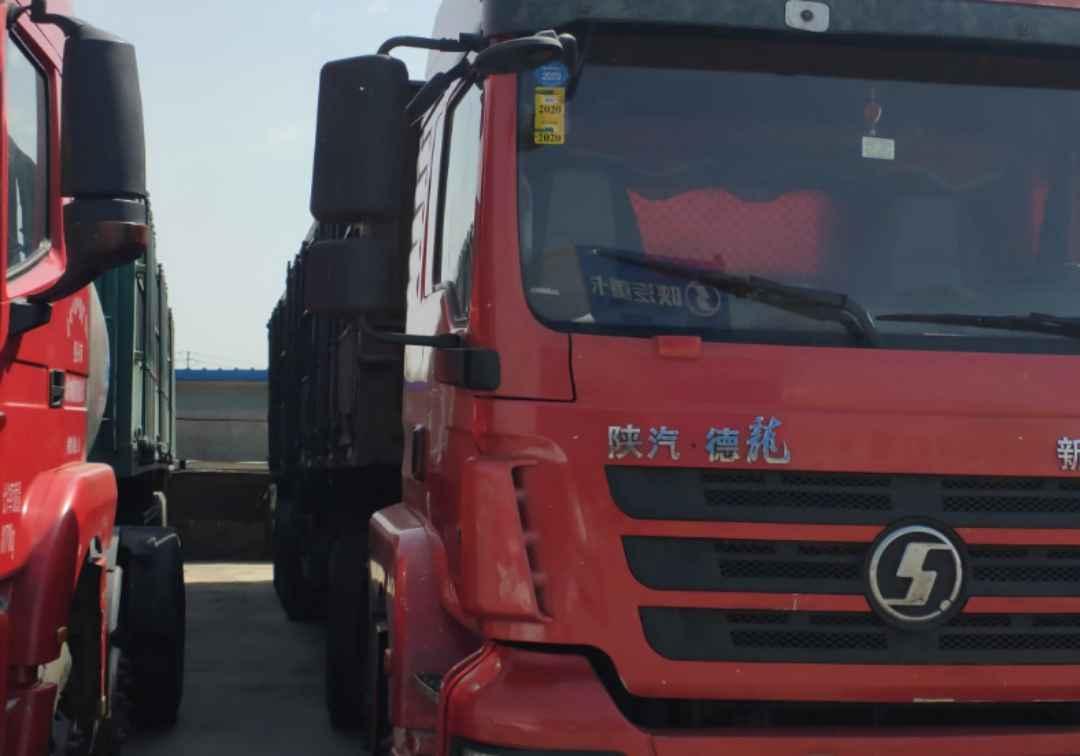 陜汽德龍新M3000 牽引車  336匹 2014年08月 6x2