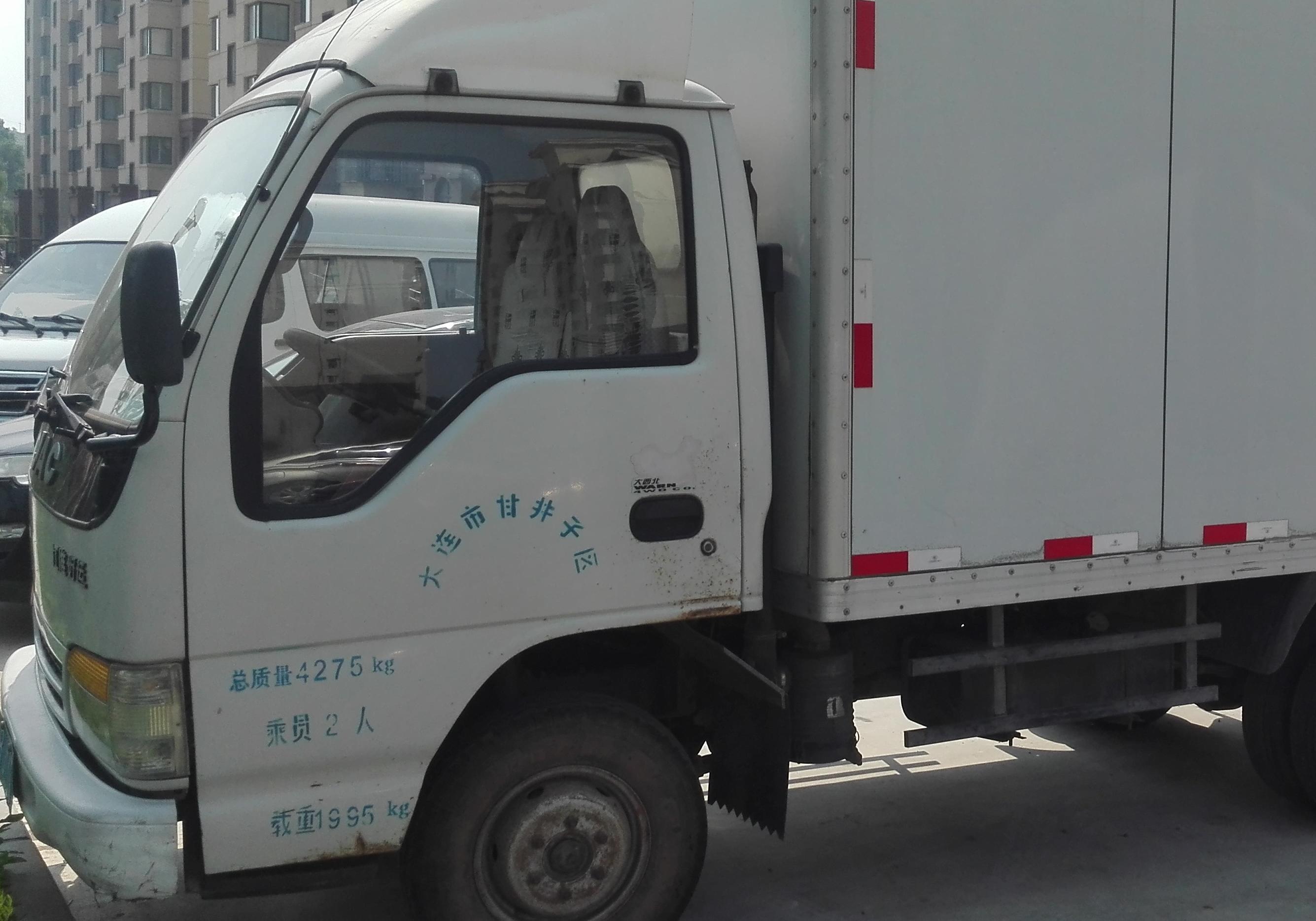 江淮其他车系 载货车  66匹 2010年08月 4x2
