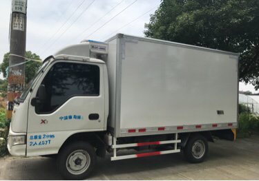 江淮其他车系 冷藏车  87匹 2018年06月 4x2