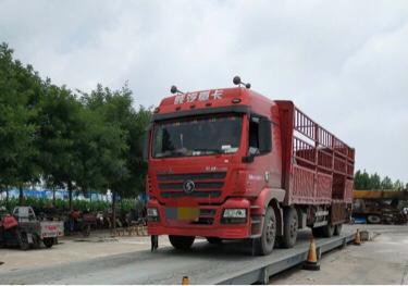 陕汽德龙新M3000 载货车  290匹 2014年05月 8x4