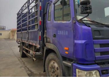 江淮其他车系 载货车  140匹 2009年10月 4x2