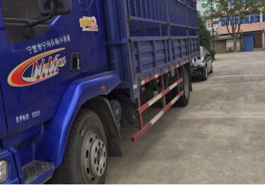 东风乘龙 载货车  160匹 2016年11月 4x2