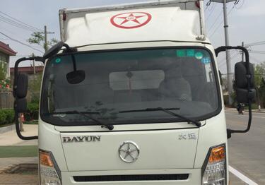 大运奥普力 载货车  130匹 2016年05月 4x2