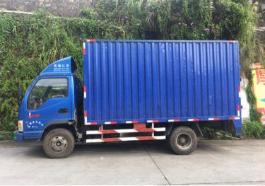 江淮其他车系 载货车  86匹 2012年05月 4x2