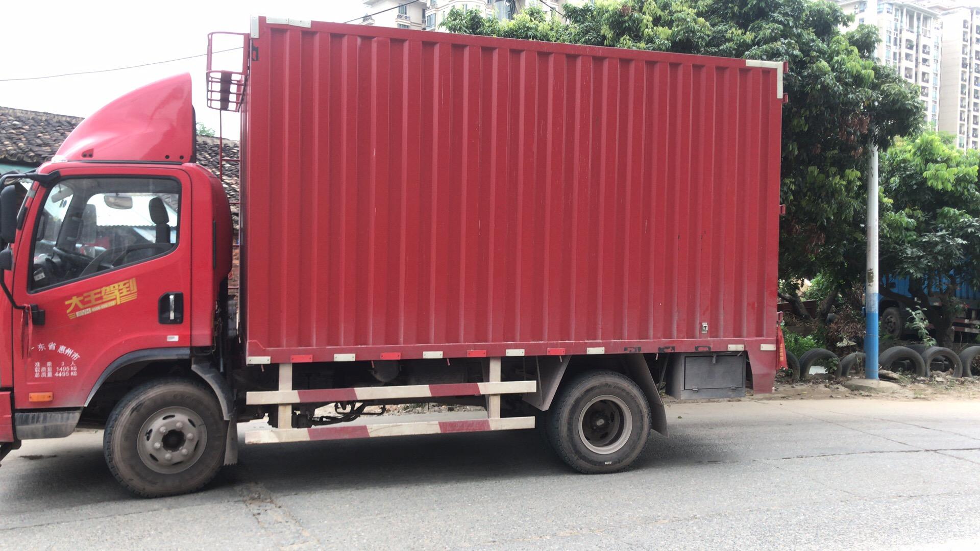 青岛解放其他车系 载货车  160匹 2019年04月 4x2