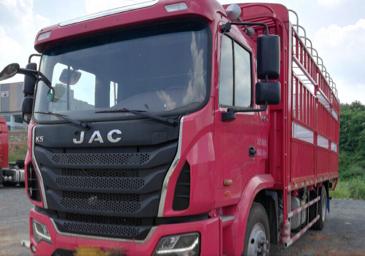 江淮格尔发K5L中卡 重载型 载货车  190匹 2018年05月 4x2