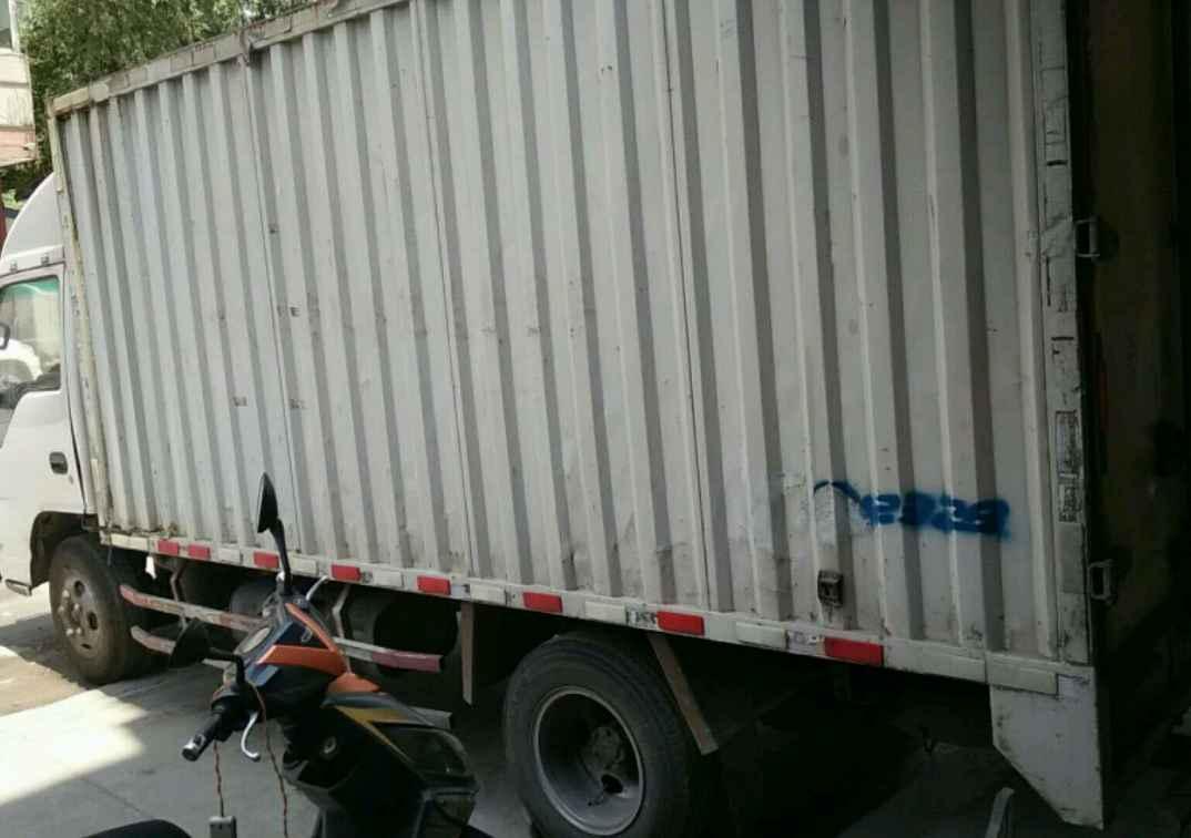 江淮格尔发 载货车  120匹 2012年08月 4x2