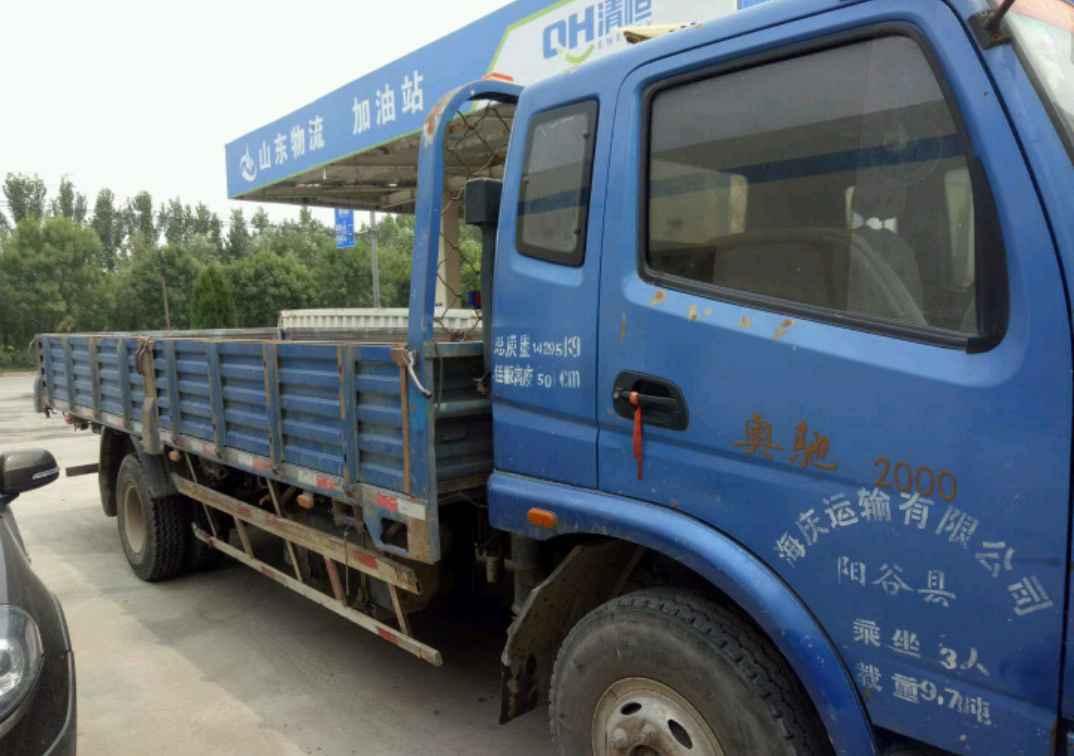 #其他品牌 载货车  150匹 2012年01月 4x2