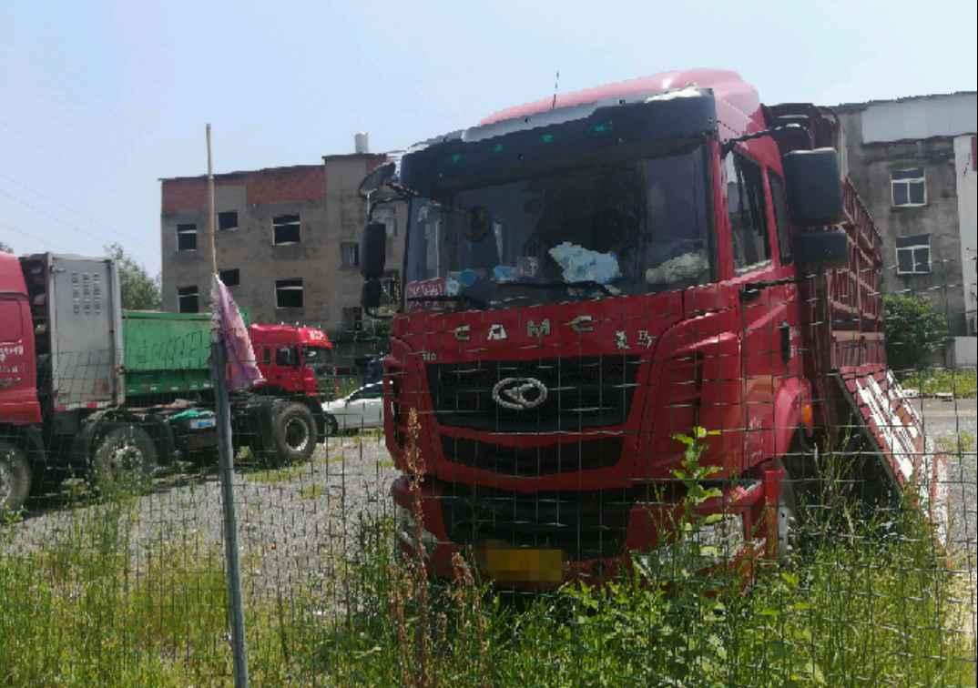 华菱华菱之星 载货车  180匹 2016年08月 4x2