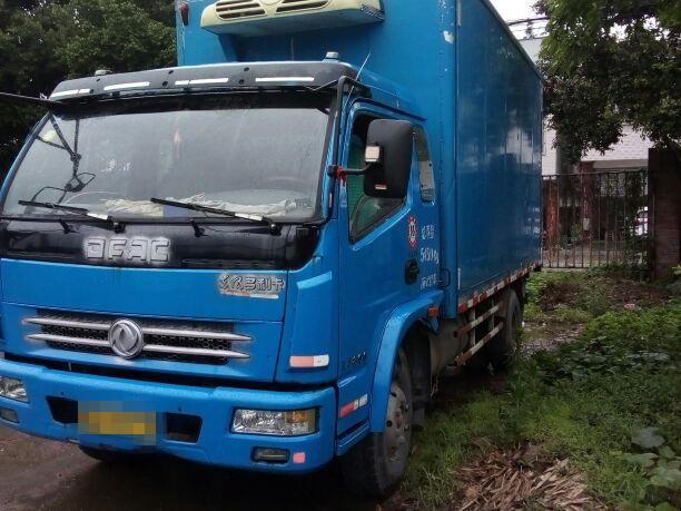 东风其他车系 载货车  120匹 2010年04月 4x2