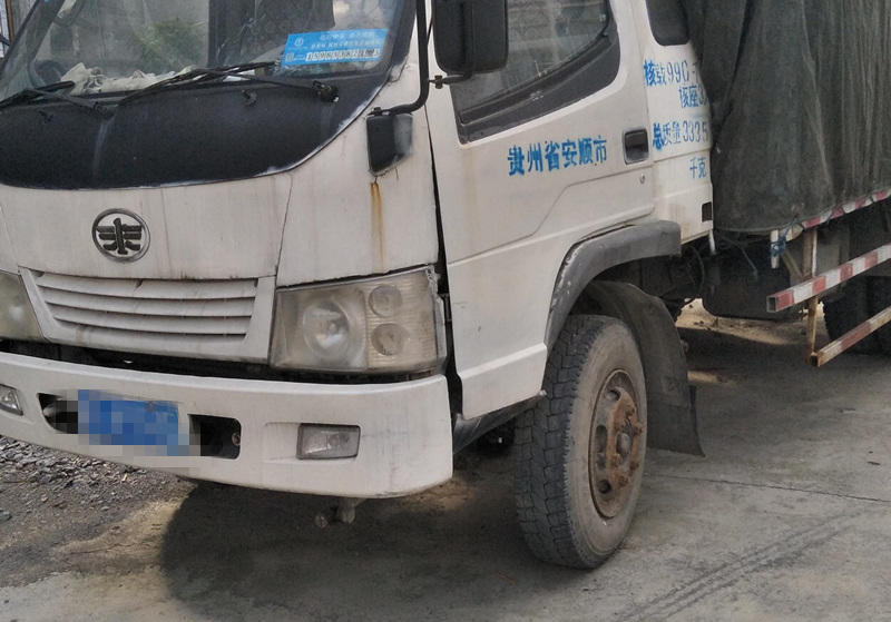 一汽解放其他车系 载货车  120匹 2009年05月 4x2