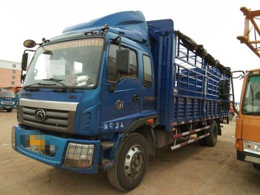 北汽福田其他车系 载货车  160匹 2013年03月 4x2