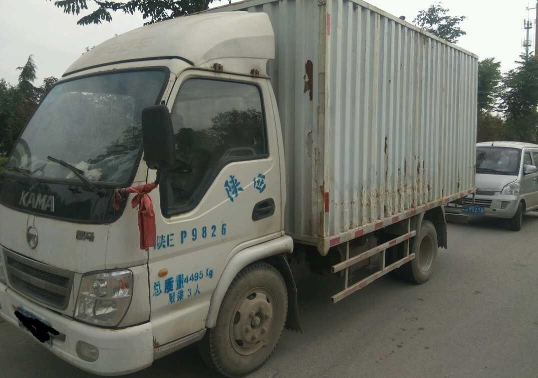 #其他品牌 载货车  100匹 2010年09月 4x2