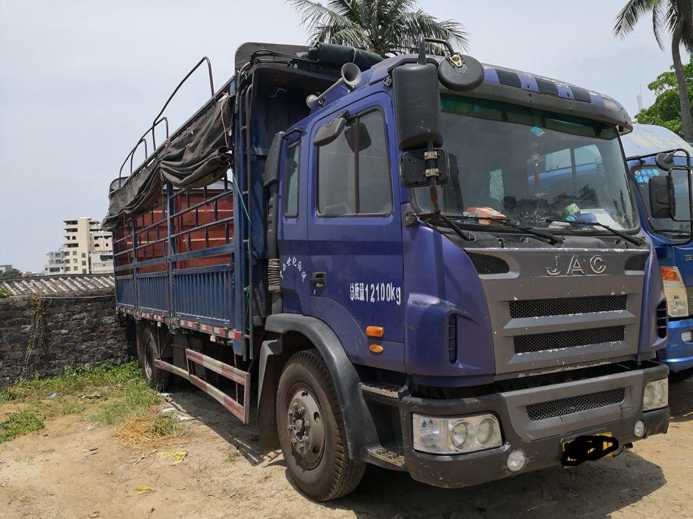 江淮格尔发 载货车  160匹 2012年03月 4x2