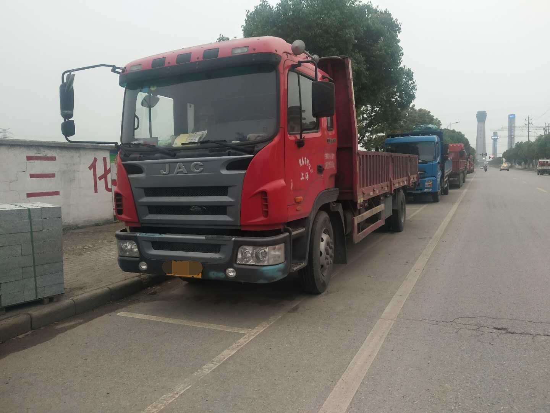 江淮格尔发 载货车  150匹 2014年06月 4x2