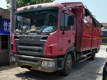 江淮其他车系 载货车  160匹 2011年05月 4x2