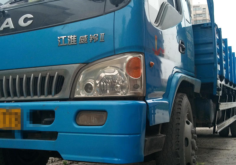 江淮其他车系 载货车  180匹 2013年07月 4x2