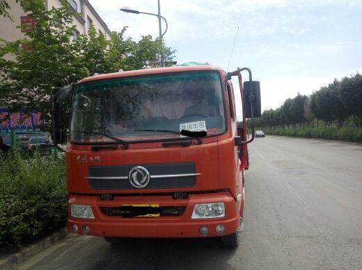 东风天锦 载货车  160匹 2013年04月 4x2