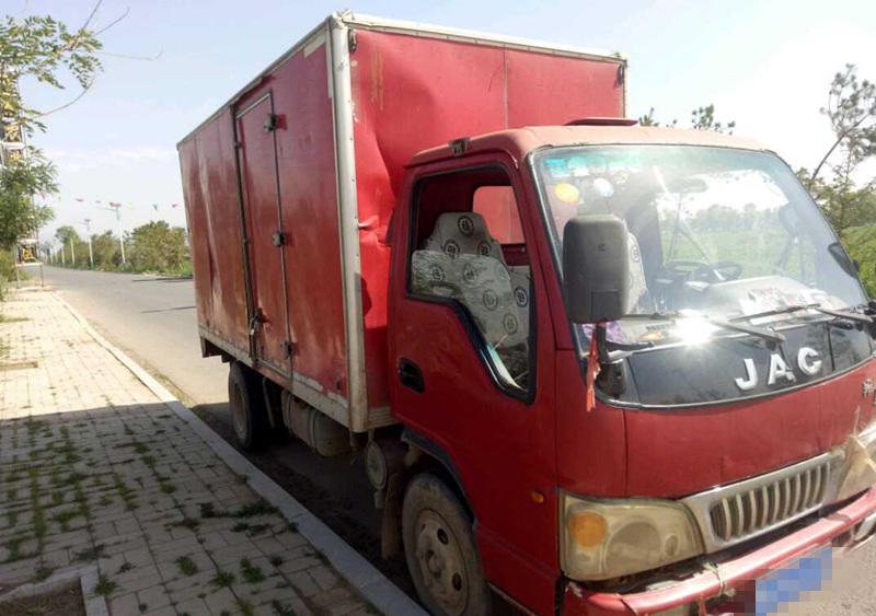 江淮其他车系 载货车  110匹 2008年11月 4x2