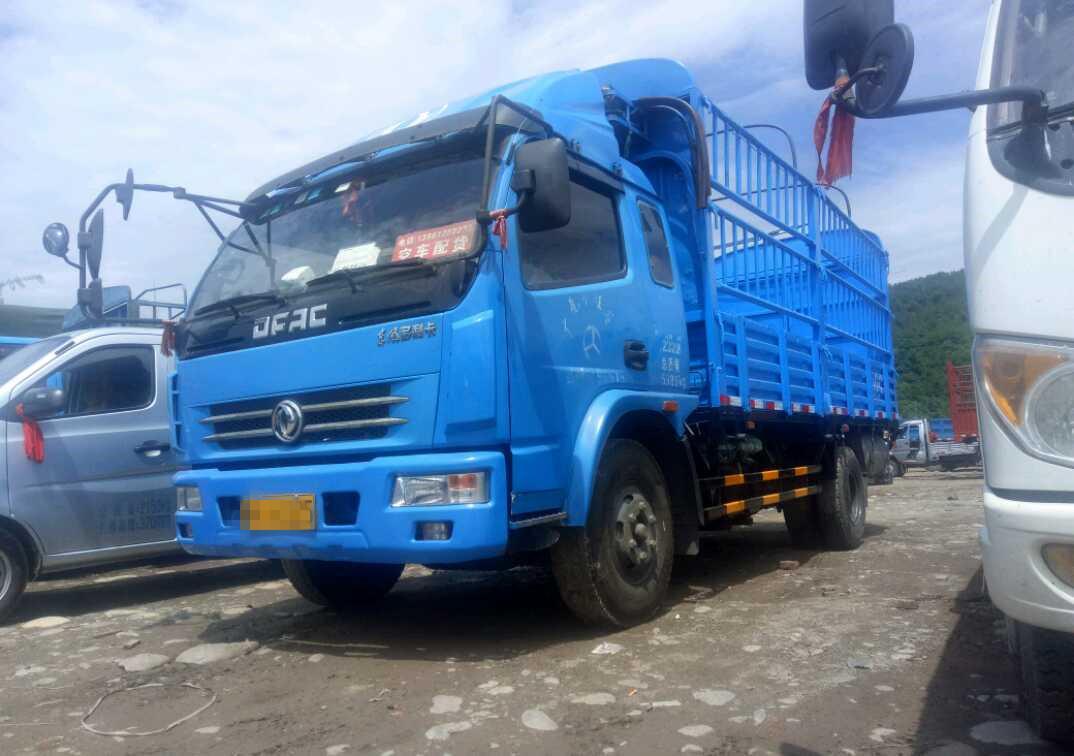 东风其他车系 载货车  130匹 2012年05月 4x2