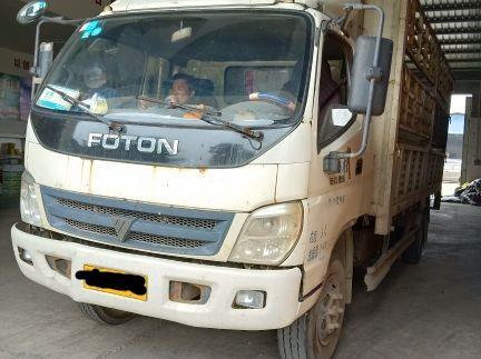 福田欧曼其他车系 载货车  130匹 2011年09月 4x2