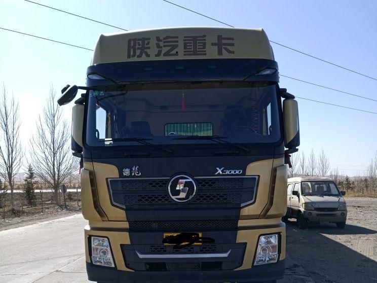陕汽德龙X3000 牵引车  500匹 2017年10月 6x4