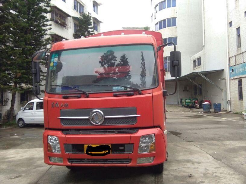 东风天锦 载货车  170匹 2014年06月 4x2