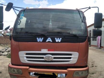 #其他品牌 载货车  120匹 2009年08月 4x2