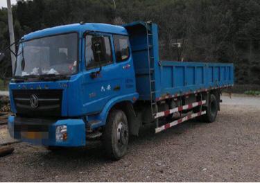 东风其他车系 自卸车  160匹 2015年02月 4x2