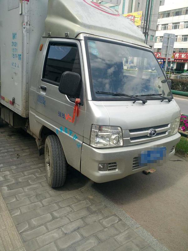 时代驭菱 载货车  60匹 2013年10月 4x2