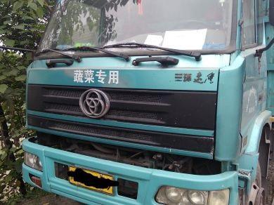 三环十通其他车系 载货车  160匹 2010年03月 4x2