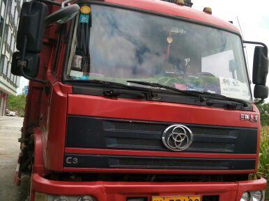 三环十通其他车系 载货车  160匹 2012年02月 4x2