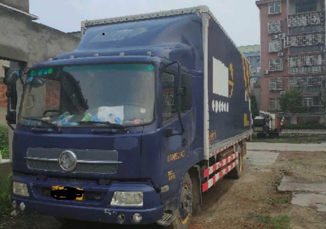 东风天锦 载货车  160匹 2012年05月 4x2