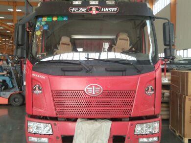 一汽解放J6 载货车  160匹 2014年03月 4x2