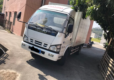 五十铃其他车系 载货车  127匹 2017年09月 4x2