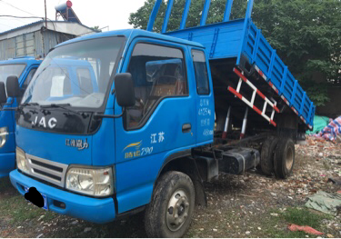 江淮其他车系 自卸车  95匹 2014年06月 4x2