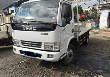 东风其他车系 载货车  95匹 2018年05月 4x2