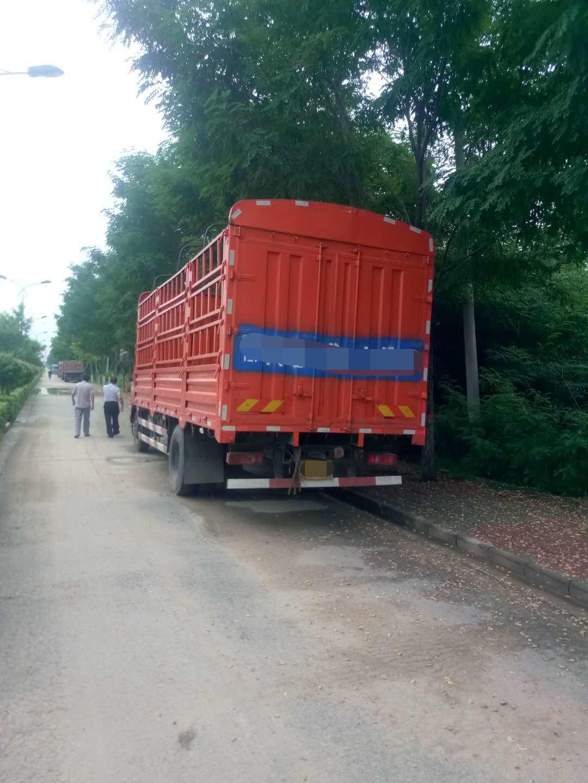 东风天锦 载货车  160匹 2012年08月 4x2